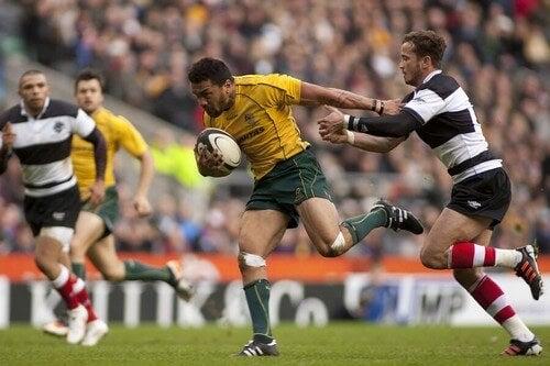 Saiba quais são as 10 potências do rugby mundial