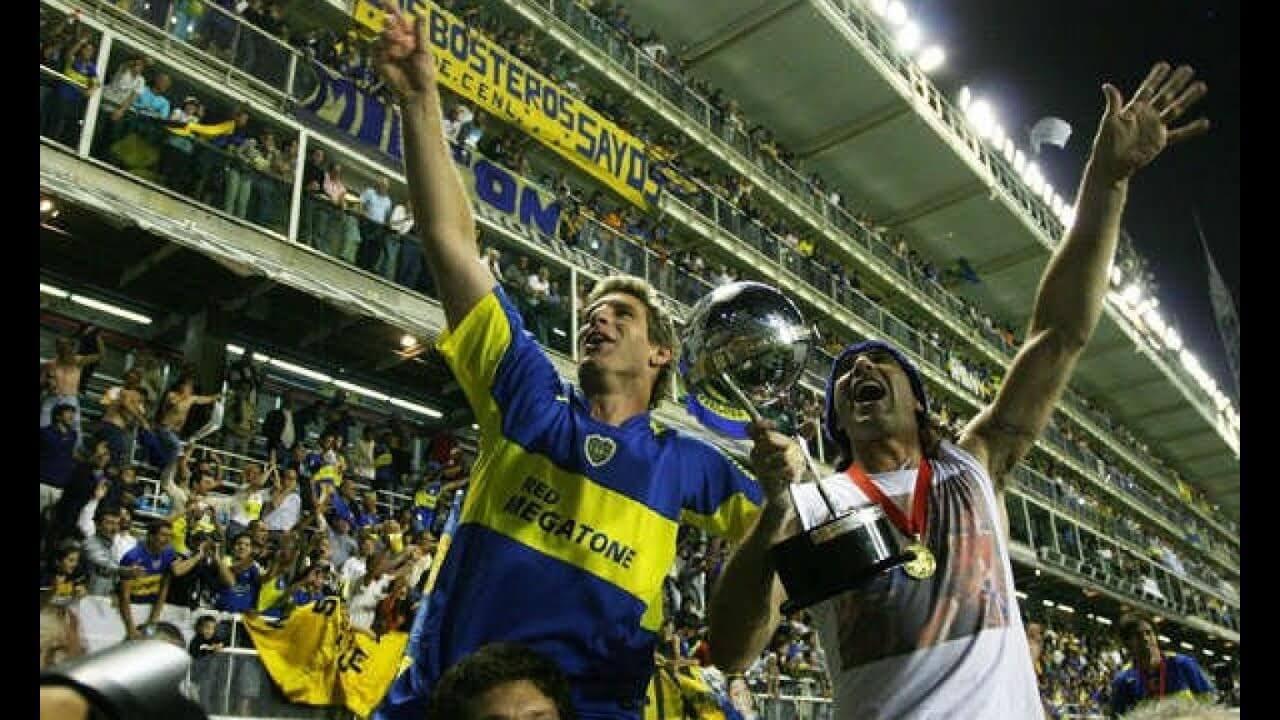 Início da Copa Sul-Americana