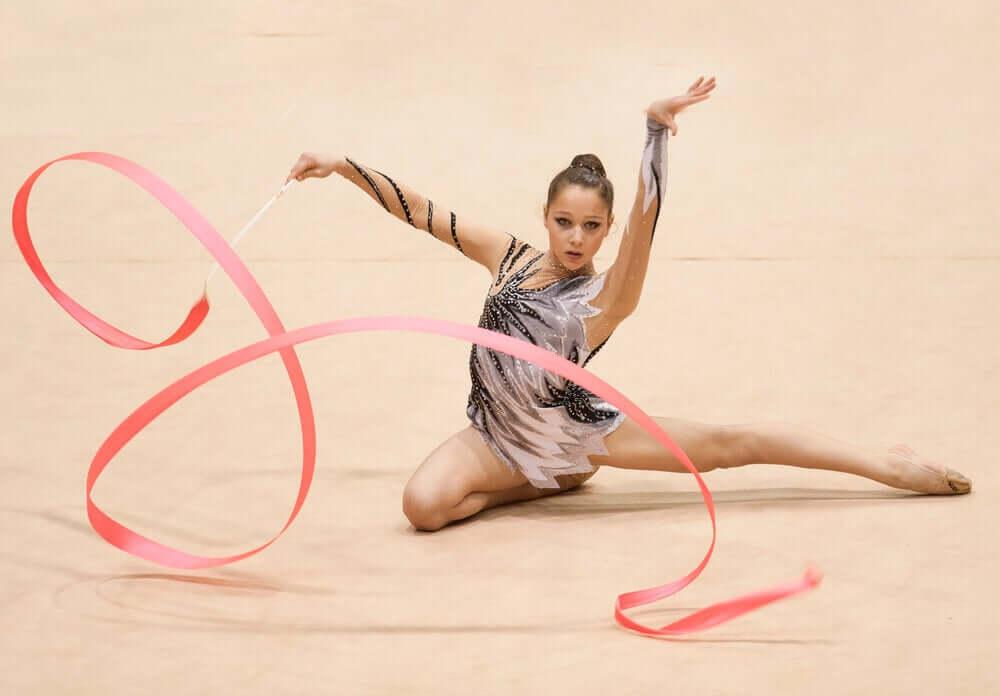 Regulamentos da competição de ginástica rítmica