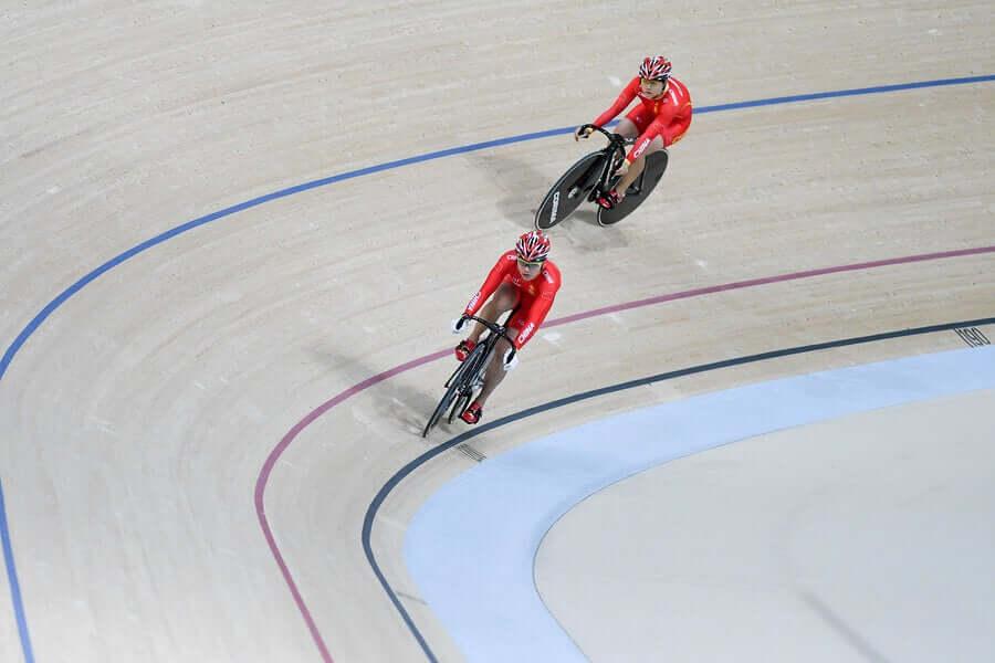 Você conhece as regras do ciclismo de pista?