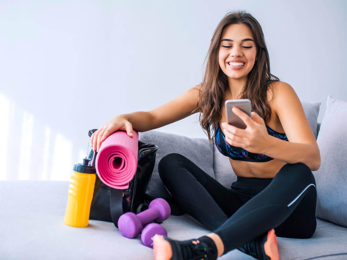 As 6 principais tendências fitness atuais