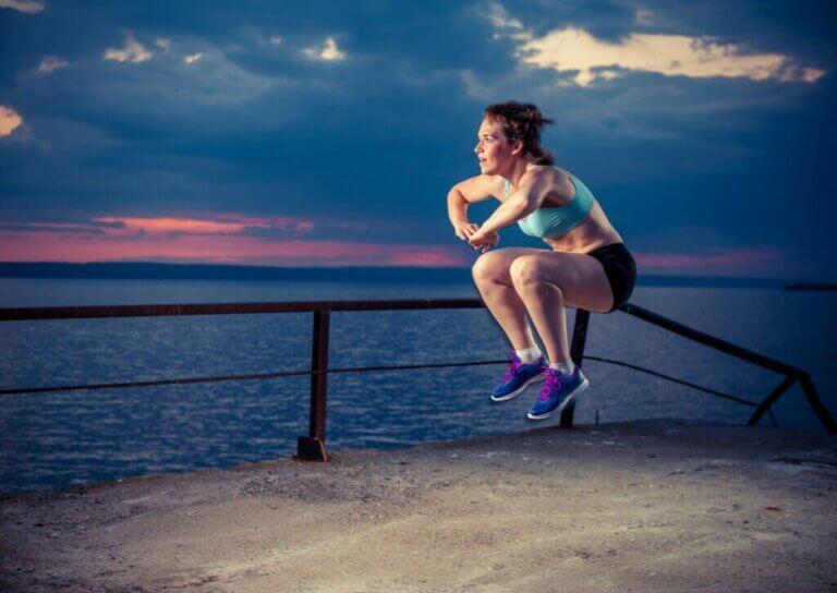 5 benefícios dos exercícios pliométricos