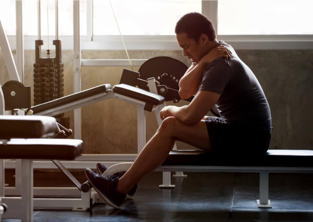 Como tratar um estiramento muscular?