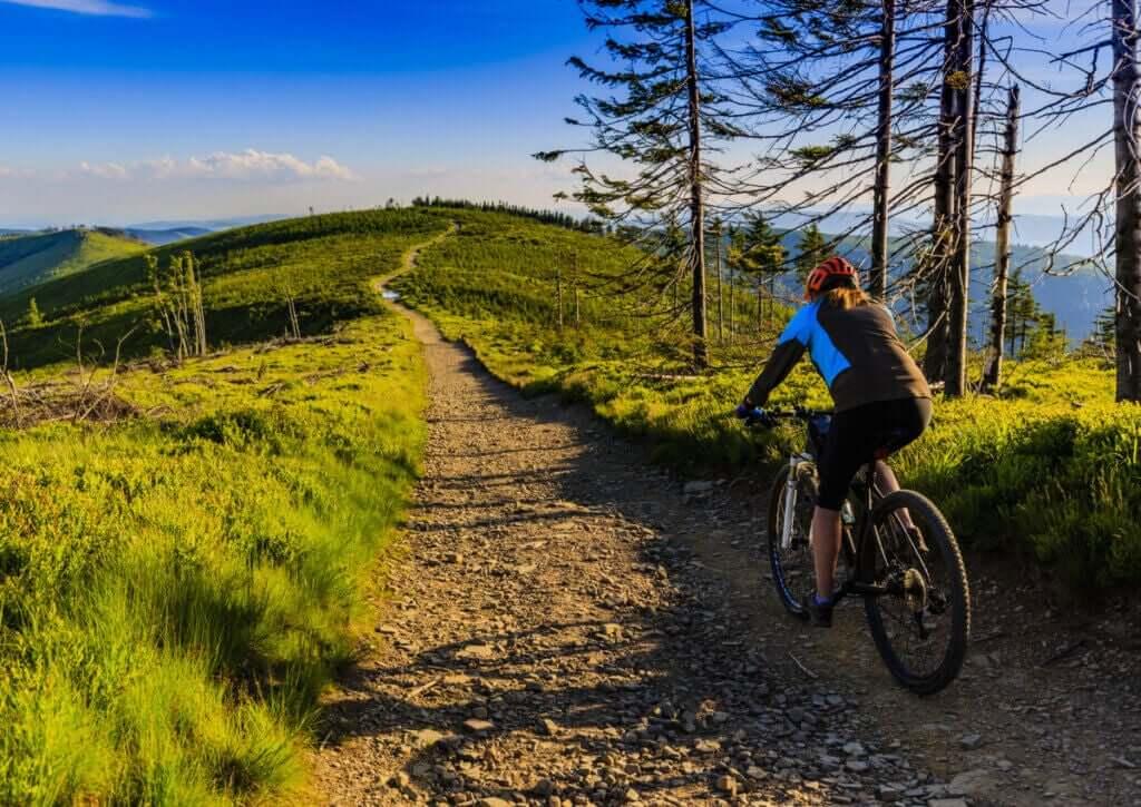 Como começar a praticar o ciclismo de montanha?