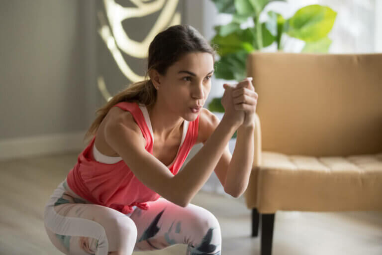 Como aumentar a intensidade dos exercícios em casa?