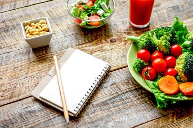 Cálculo de macronutrientes para perder peso