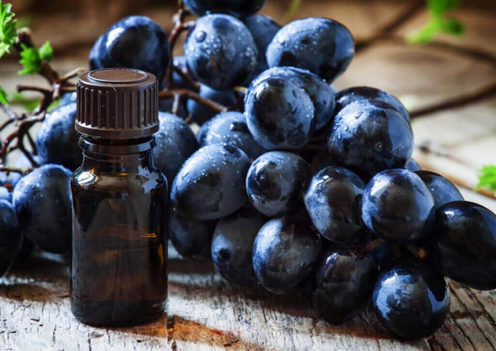 Benefícios do extrato de uva para os atletas