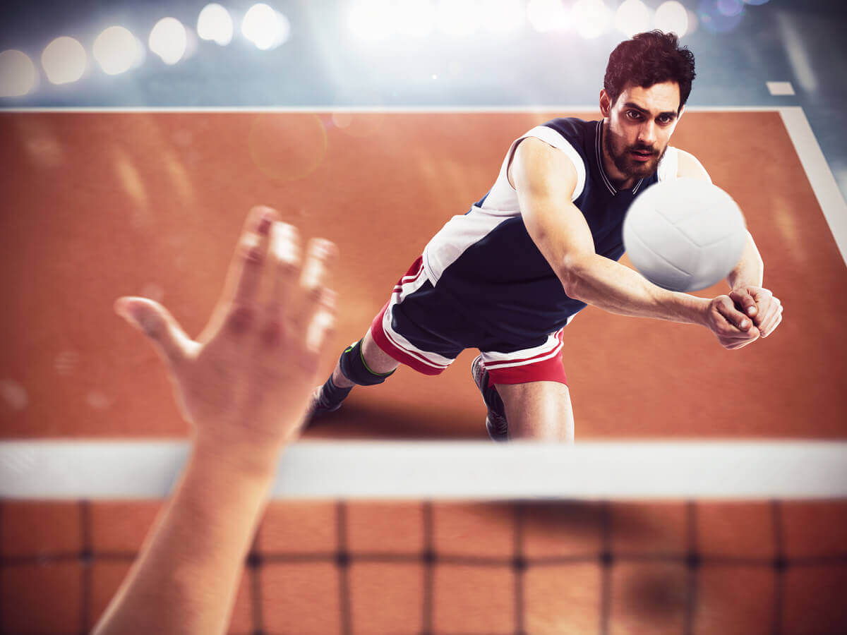 Conheça as principais regras do vôlei