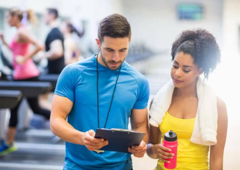 Benefícios do treinamento personalizado
