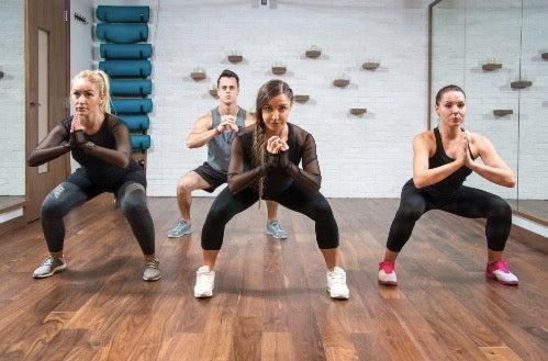 Alt Vücut Bölgesini Çalıştıran Beş Bacak Egzersizi