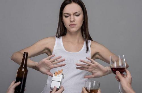 Vücudunuz için Beş Kötü Alışkanlık