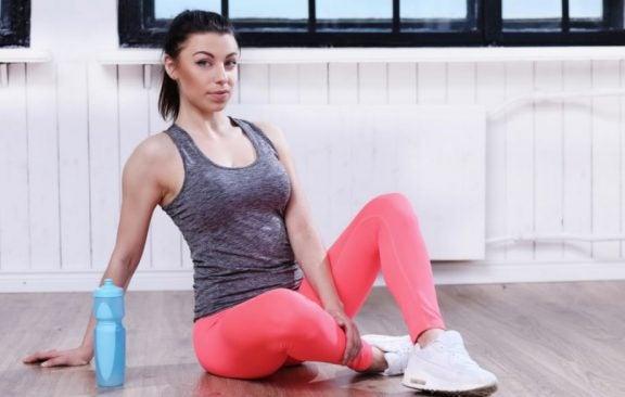 Evinizin Konforunda CrossFit Egzersizi Yapın