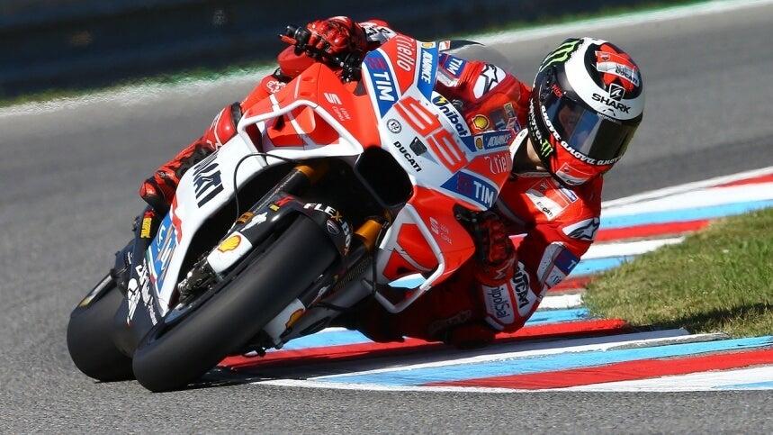 İspanyol MotoGP Binicileri: Jorge Lorenzo.