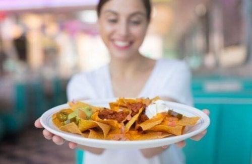Sağlıklı Meksika Yemekleri