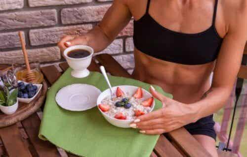 Antrenmandan Önce mi Sonra mı Kahvaltı Yapmalısınız?