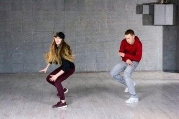 Formda Kalmak İçin Dans Etmek