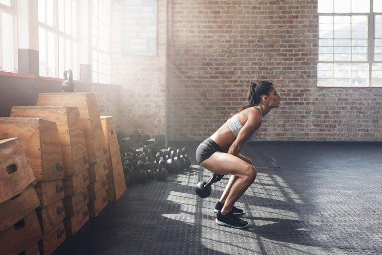 CrossFit Egzersizinin Yararları