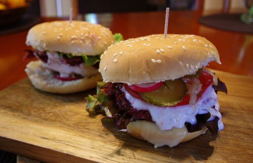 Et ve Balık Hamburger Tarifleri