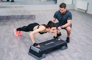 Evde Yapabileceğiniz Şınav Egzersizleri