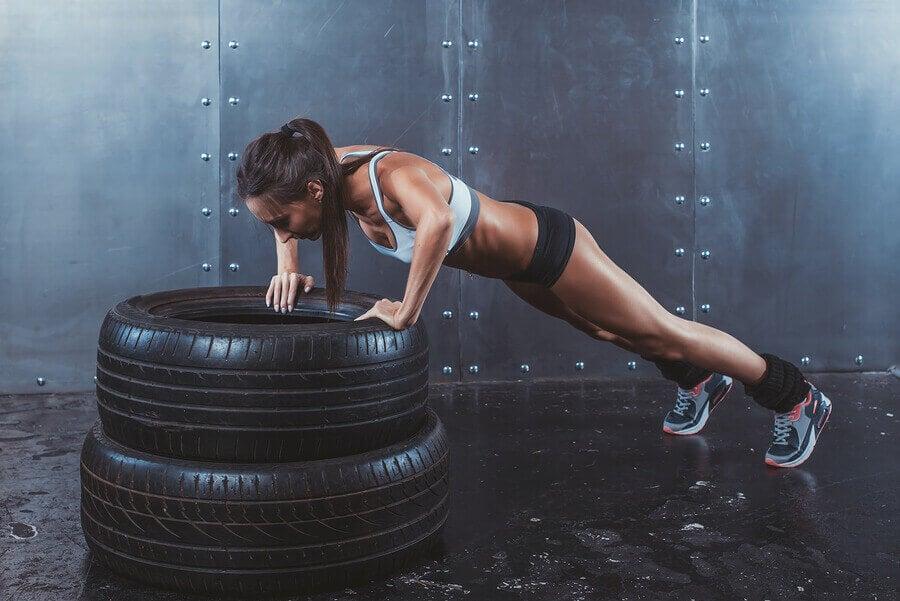 CrossFit'in Kondisyon Üzerine Faydaları