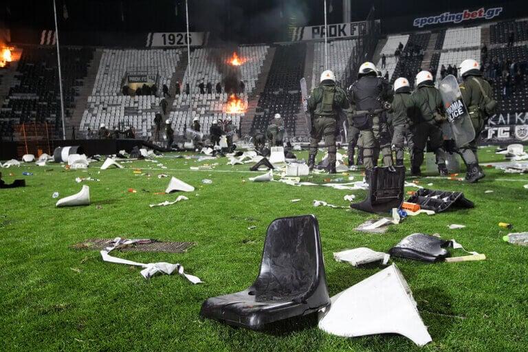 Sporda Şiddet: Ceza Hukuku