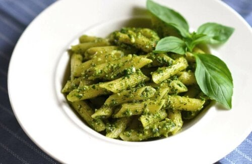Brokoli Pesto Sosu Tarifi