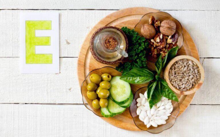 Beslenmenize E Vitamini Dahil Etmenin Önemi