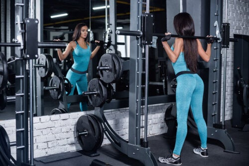 İç Bacak Kaslarını Tonlamak İçin Egzersizler