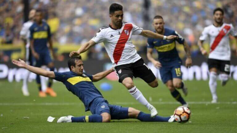 futbol rekabetleri boca juniors