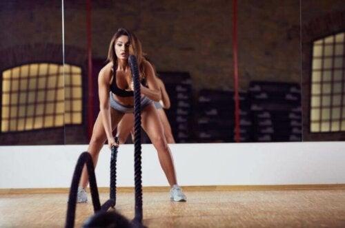 Halat Egzersizi