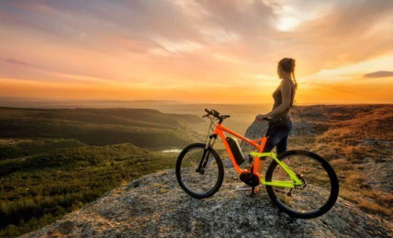 Dağ Bisikleti ile Kardiyovasküler Egzersiz