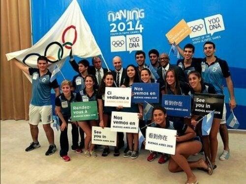 Gençlik Olimpiyat Oyunlarını Duydunuz mu?