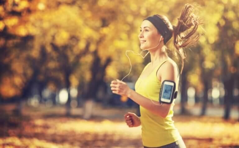 Kadın Koşucular için Besin Takviyeleri