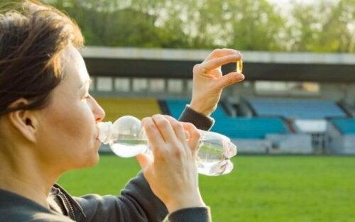 Tuz Kapsülleri: Dayanıklılık Sporları için İdeal Takviye