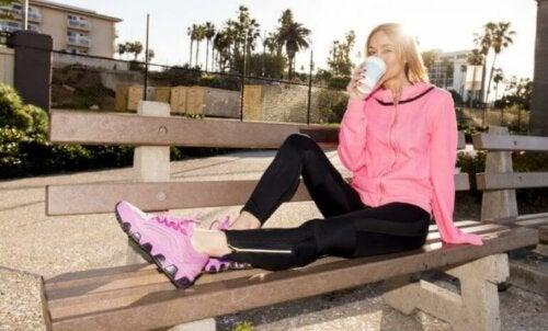 Spor ve Antrenmanda Kafein Kullanılması