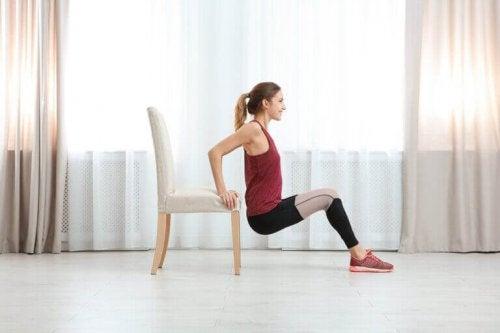 Evde Egzersiz Yapmak İçin Kullanabileceğiniz Nesneler