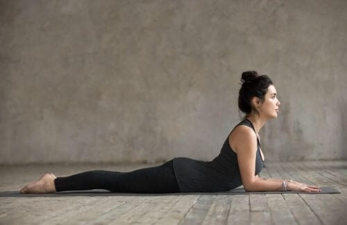 yoga duruşu