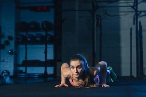 Kol, Sırt ve Bacak Kasları İçin 5 Egzersiz