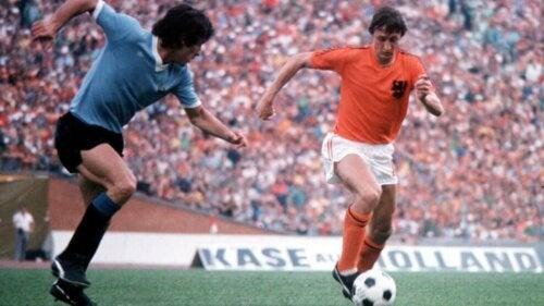 """""""Clockwork Orange"""" Takımı 1974'te Nasıl Oynadı?"""