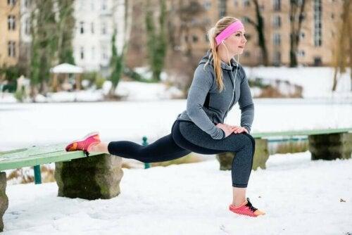 Kış Egzersizleri ve Sakatlanmalardan Kaçınmak için İpuçları