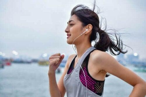 Koşu Yaptığınızda Vücudunuzda Gerçekleşen Tuhaf Şeyler