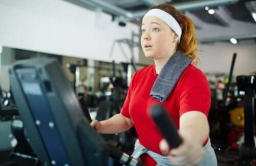 eliptik bisiklet egzersizi