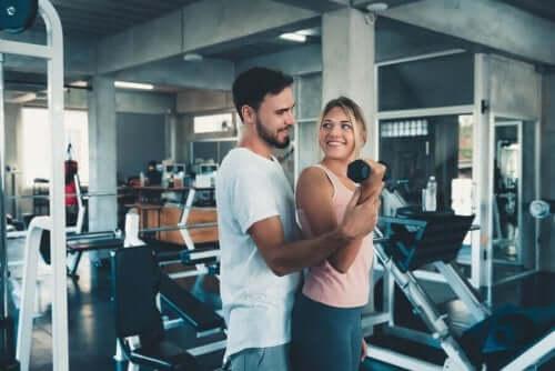 Sevgilinizle Egzersiz Yapmanın Faydaları