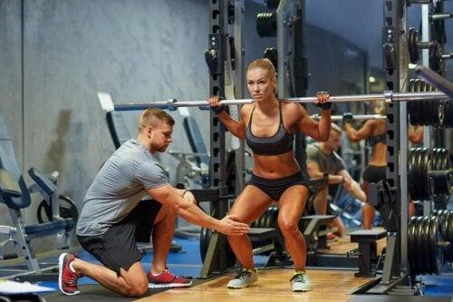 Sakatlanma Riski Olmadan Squat Yapmak için Dört İpucu
