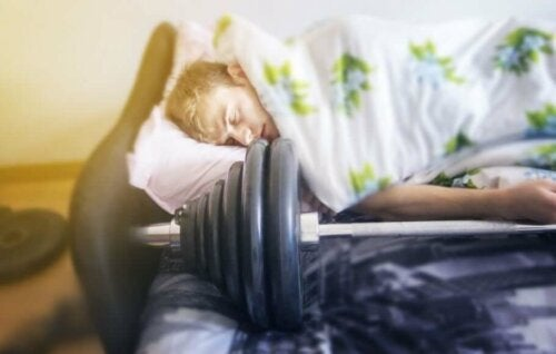 Uyuyan adam