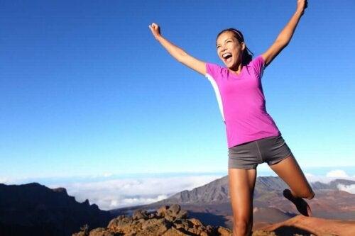 Stresle savaşmak için egzersiz yapmak: koşmak