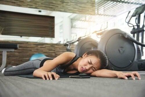 Fiziksel Egzersiz Yaparken Önümüze Çıkan Engeller
