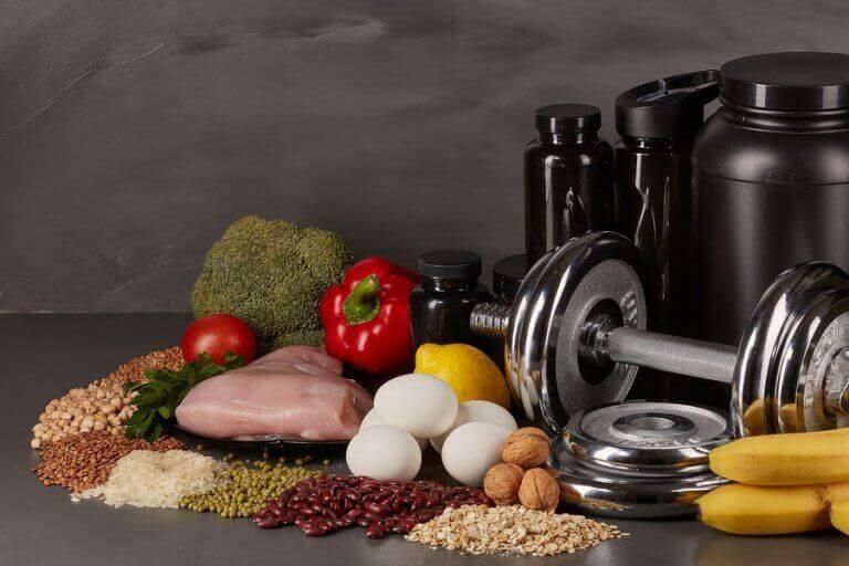 Doğal Proteinler İçin En İyi Beş Seçenek