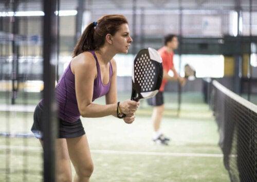 Padel Tenis Oynarken Sakatlanmaları Önlemek