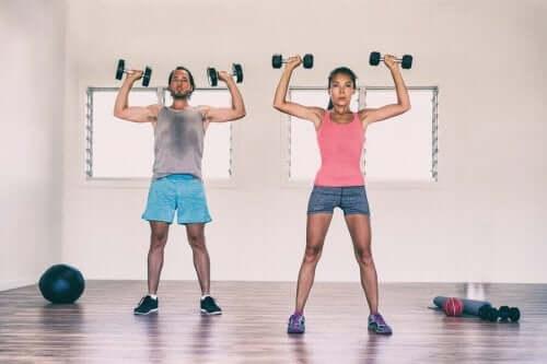Omuzlarınızı Çalıştırmak İçin Harika Egzersizler
